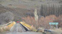 gutierrez anuncio que se retoman las obras del puente la rinconada