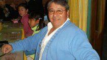 Hugo Calfín, conductor de ambulancias de San Antonio. Su fallecimiento causó enorme pesar.