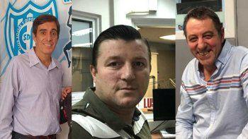 elecciones y tres candidatos para conducir el basquet neuquino
