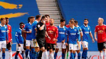 Insólito: Manchester ganó con un penal del VAR con el partido finalizado