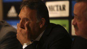 La inquietud de Russo, entrenador de Boca.