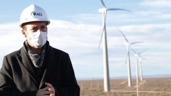 El primer parque eólico de la provincia ya funciona a pleno