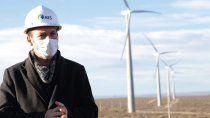 el primer parque eolico de la provincia ya funciona a pleno