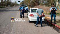 salieron a robar con un auto alquilado y los delato un nene de 10