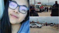 femicidio en palpala: encontraron el cuerpo de iara rueda