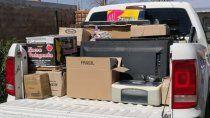 huincul: investigan a un reparador de electronica por estafa