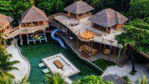 ofrecen el trabajo sonado: librero en una isla paradisiaca