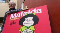 tristeza total: murio quino, el creador de mafalda