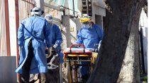 septiembre registro el 70% de las muertes por coronavirus