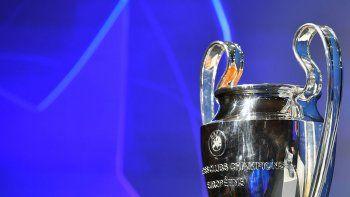 Se sorteó la Champions: Messi enfrentará a Ronaldo en la fase de grupos