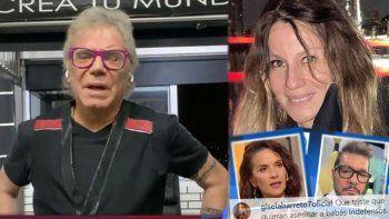 Casella criticó a Gisela Barreto por escrachar a famosos que apoyan el aborto legal