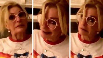 Los videos de las desagradables burlas de Yanina Latorre a Nacha Guevara