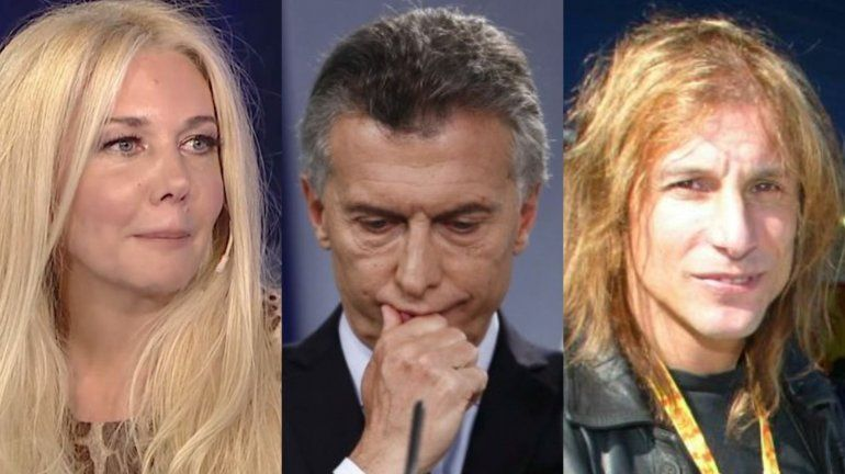 Nannis denunció que Claudio Caniggia formó parte de un negociado en el gobierno de Macri.