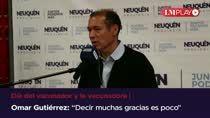 omar gutierrez: decir muchas gracias es poco