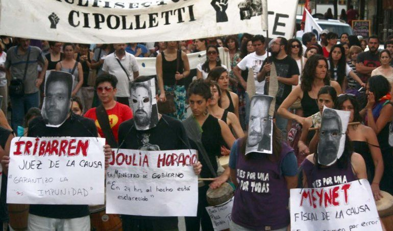 A 18 años del Primer Triple Crimen la sociedad cipoleña continúa pidiendo justicia