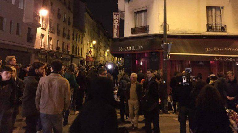 Los atentados en París, relatados por un cipoleño