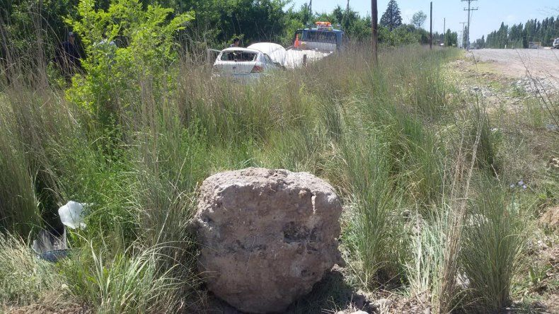 Una joven murió en el acceso a la Isla Jordán al chocar contra una gran piedra
