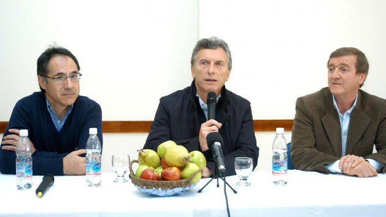 Macri decidió cancelar su visita al Alto Valle