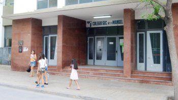 Celebran los 60 años del histórico colegio Manuel Belgrano