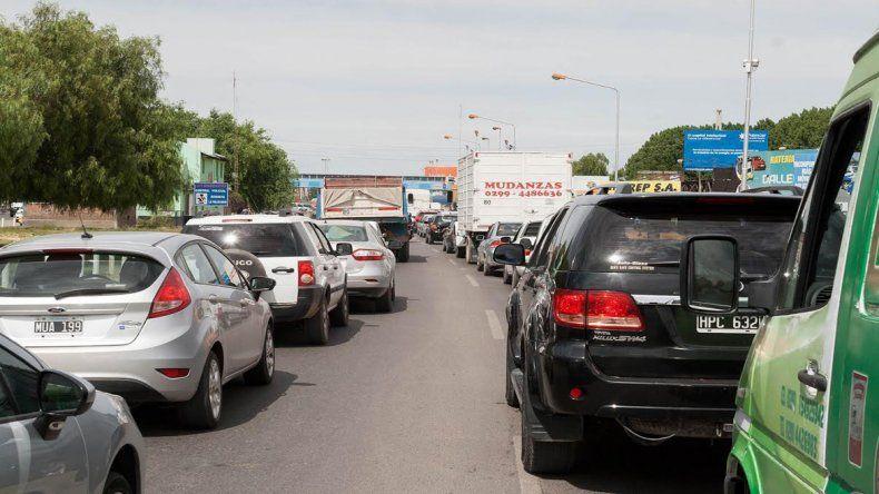Militantes K protestarán en los puentes, pero no se sabe si habrá corte