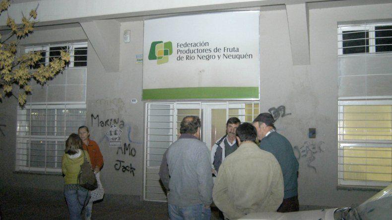 La Federación de Productores pide una reunión urgente con Macri
