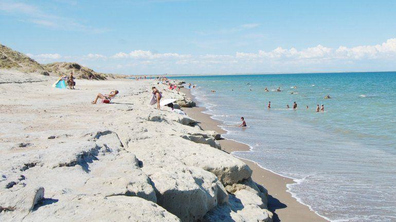 Terraza Natural Con Vista Al Mar Las Grutas