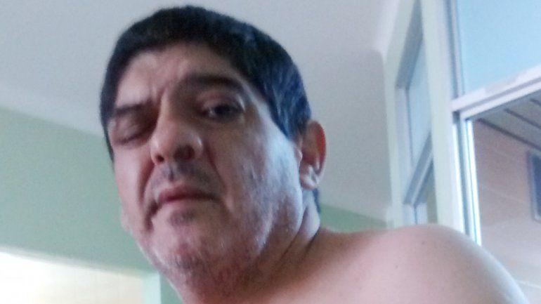 El narco Héctor Montecino está grave, internado en el Castro Rendón