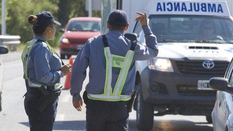 Encontraron abandonada una camioneta robada anoche del barrio Islas Malvinas