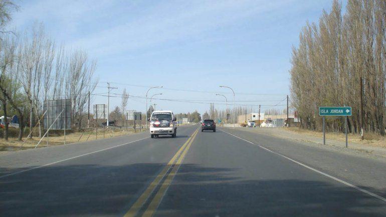 En este peligroso cruce se realizan operativos de seguridad víal de forma constante.