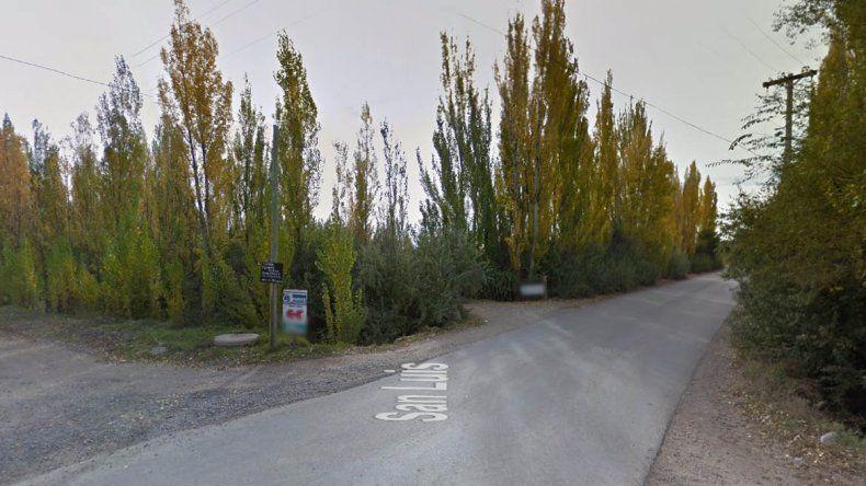 El robo fue en la zona rural cerca a Ferri.