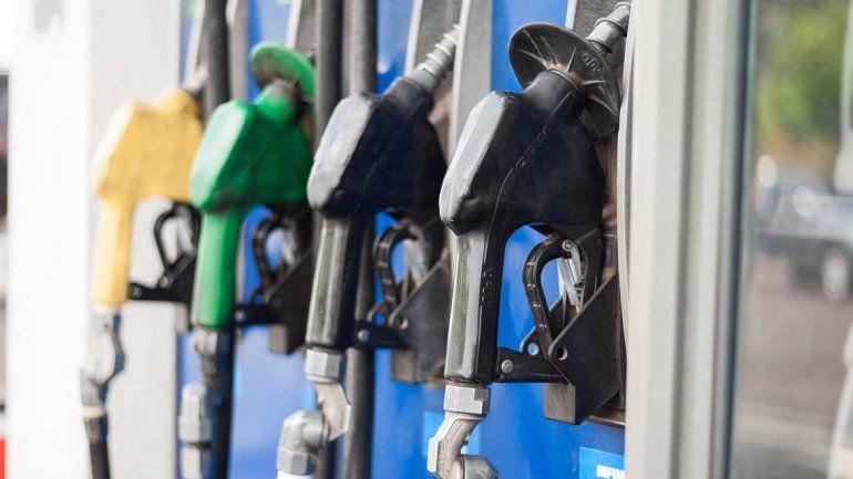 En el Día del Trabajador las naftas aumentan un 10 por ciento.