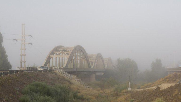 Se vienen el frío polar y las lluvias al Alto Valle
