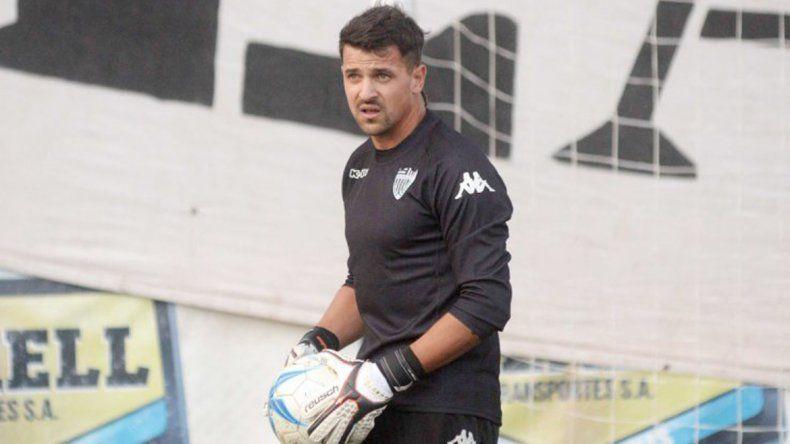 El arquero Caprio deja Cipo y se va al fútbol de Guatemala