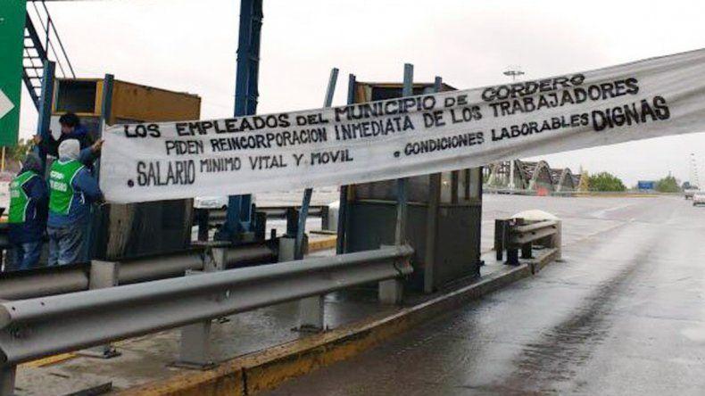Protestarán en los puentes por un conflicto en Cordero