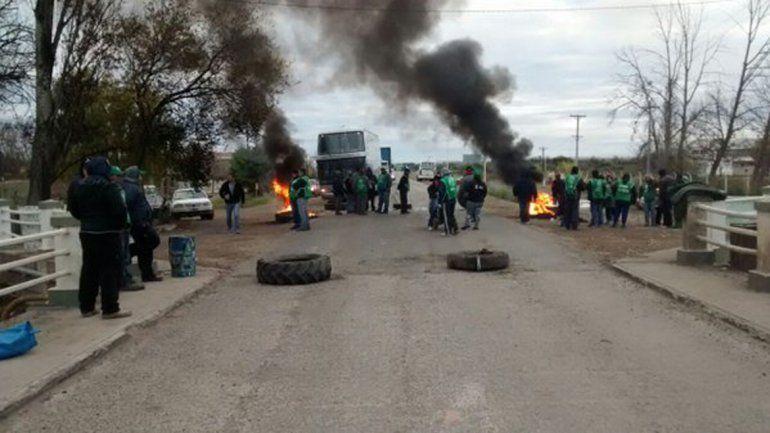 El conflicto en Contralmirante Cordero lleva 37 días y siguen los cortes