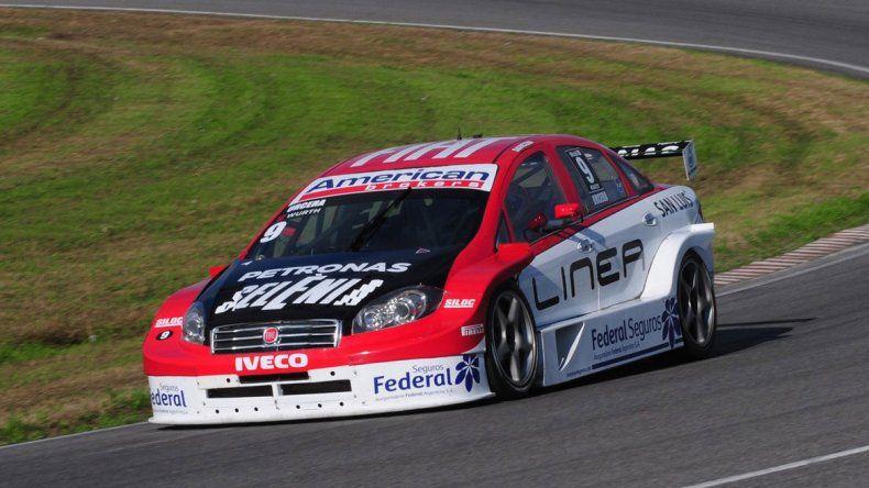 Manu Urcera, ganó la primera serie en Alta Gracia