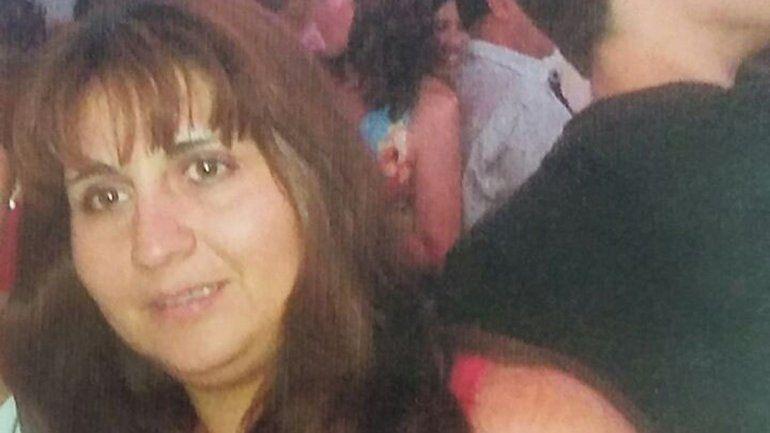 Claudia Urbina habría viajado a Rosario desde la terminal local.