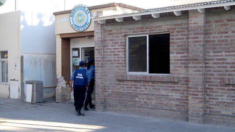 Comisaría N°24