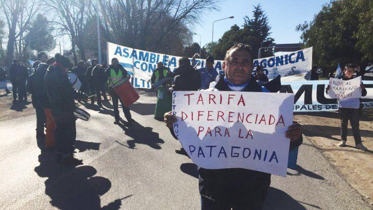 La Multisectorial contra el tarifazo levantó el corte sobre los puentes Neuquén-Cipolletti