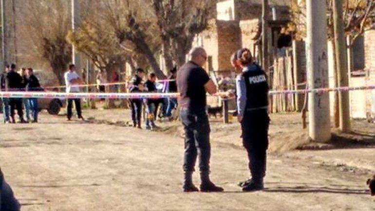 Un de los crímenes ocurrió en el barrio Colonizadora del Sud