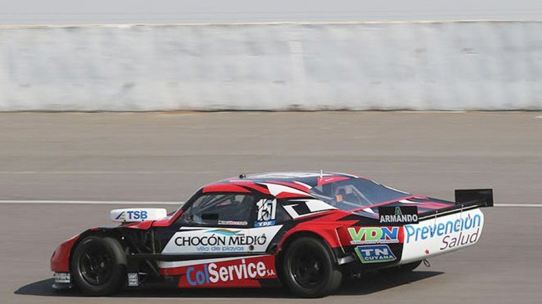 Los pilotos regionales terminaron lejos del podio en Concepción
