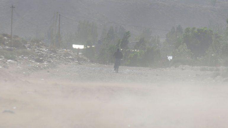 Hay alerta meteorológico por lluvias y vientos fuertes