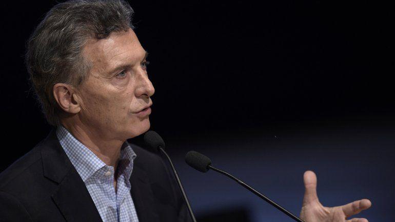 El presidente, Mauricio Macri, llegará mañana a Bariloche