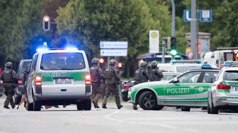 Intensos operativos en Alemania por posibles ataques con explosivos