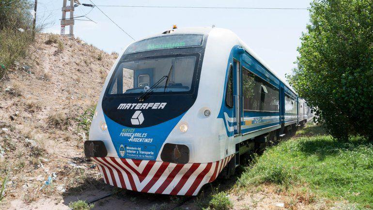 Desde el lunes el Tren del Valle sumará tres nuevas frecuencias para viajar a Neuquén