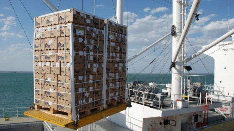 El Gobierno Nacional redujo los reintegros a las exportaciones de peras y manzanas