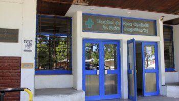 Empleados y pacientes del hospital viejo aseguran que el edificio, ubicado en la esquina de Fernández Oro y Sáenz Peña, está lleno de fantasmas.