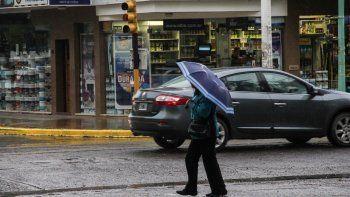 Se espera una semana con lluvias y viento para el Alto Valle