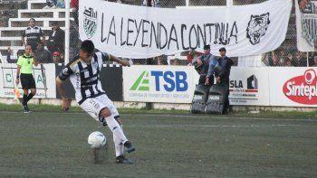 Opazo vive su mejor momento en Cipolletti, a donde llegó a los 16 años proveniente de los torneos comerciales.