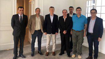 Macri recibió a productores del Alto Valle: prometió soluciones de fondo